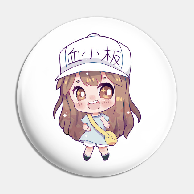 Platelet at work!