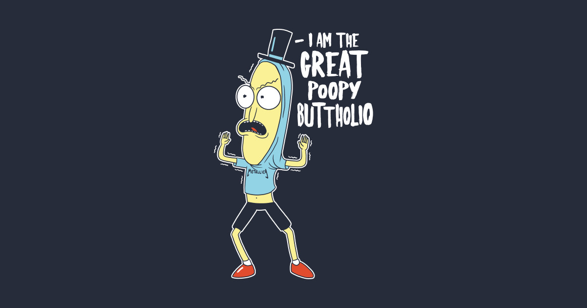 Festes Buttholet-shirt