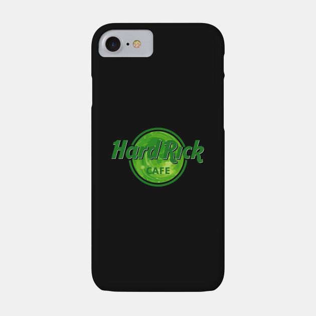 Hard Rick Cafe (Green)
