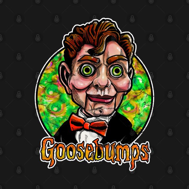 Goosebumps Slappy