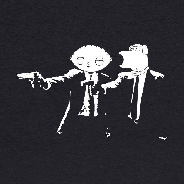 Family Guy Pulp Fiction