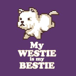 My Westie is My Bestie T-Shirt