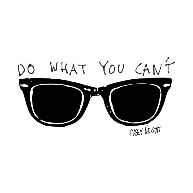 Do What you Can't - Black