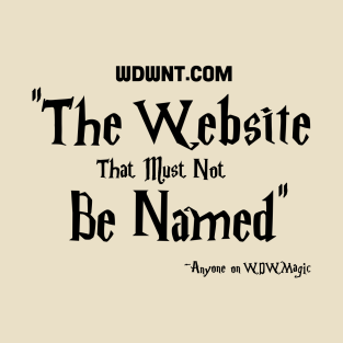 The Website That Must Not Be Named