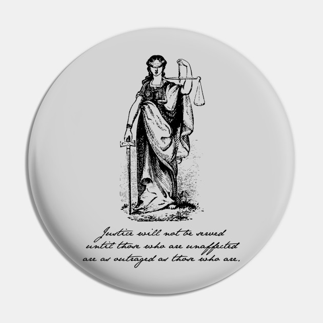 Benjamin Franklin Justice Quote