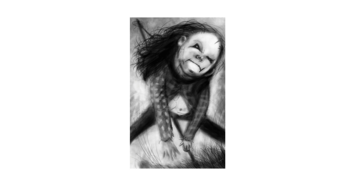 Scary Stories to Tell in the Dark Harold by dougsq