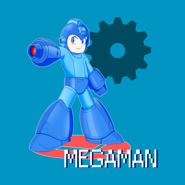 Mega Man joins the battle!