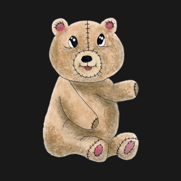 Teddy Bear Teddy Bear Tank Top Teepublic