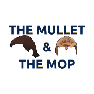 The Mullet and The Mop T-Shirt. by ForPucksSakePod.  20. Main Tag Buffalo  Sabres ... 063cdcf38