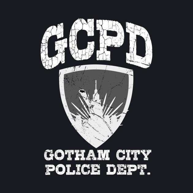 GCPD - Gotham City Police Department