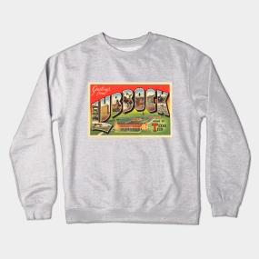 db60b9ff Texas Tech Crewneck Sweatshirts | TeePublic