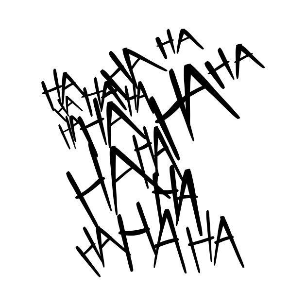 Jared'Leto Joker laugh