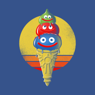 Slime Scoops t-shirts