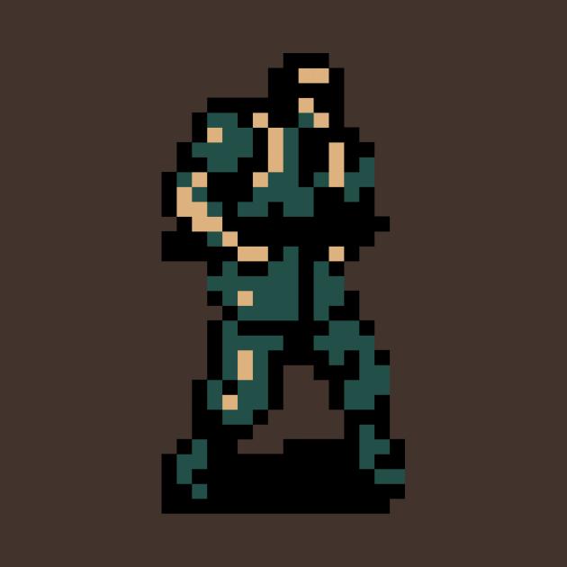 Old School Games - Metal Gear