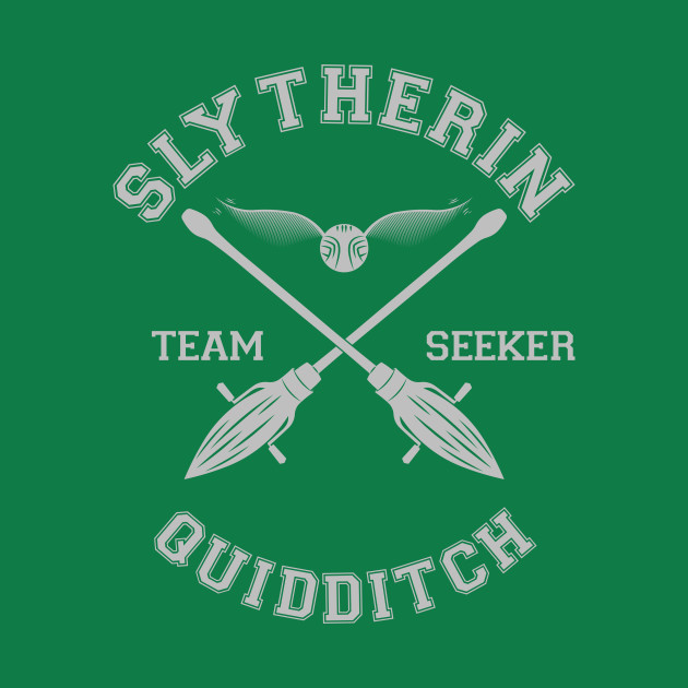 Slytherin - Team Seeker