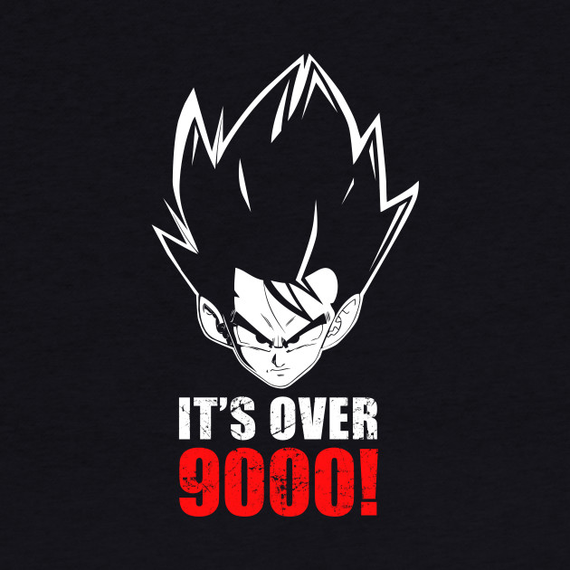 Its over 9000!