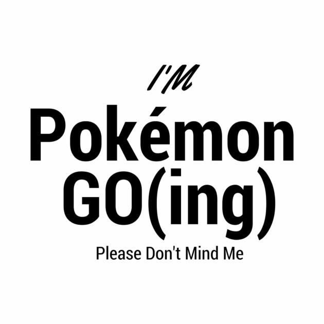 I'm (GO)ing