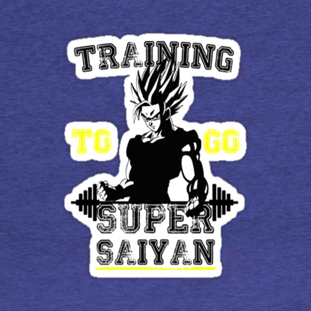 Gohan Training to go super saiyan