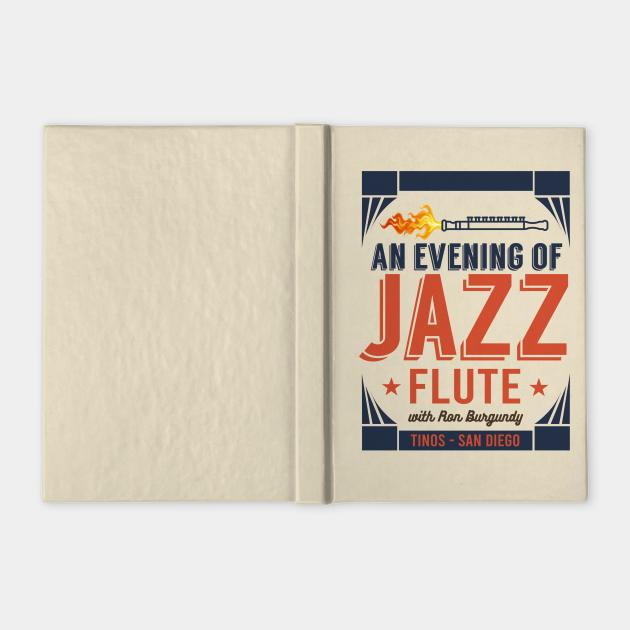 Ron Burgundy's Evening of Jazz Flute