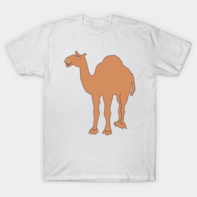 46ffbf0c LIMITED EDITION. Exclusive Camel - Camel - T-Shirt | TeePublic