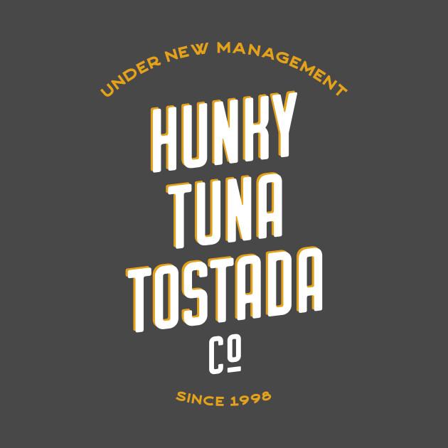 Hunky Tuna Tostada Co