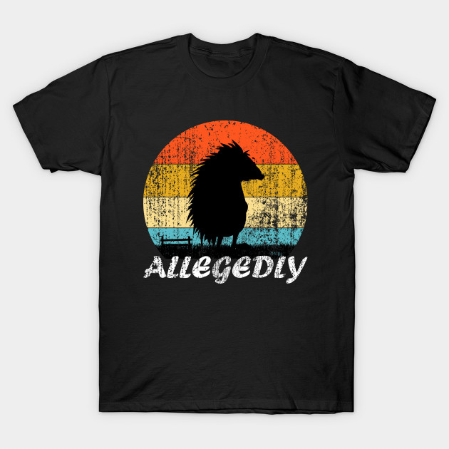 Allegedly Hedgehog Vintage