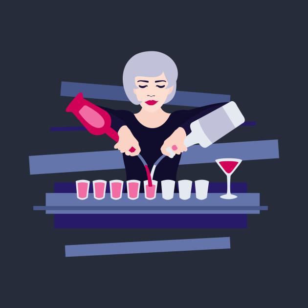 Bartender Girl