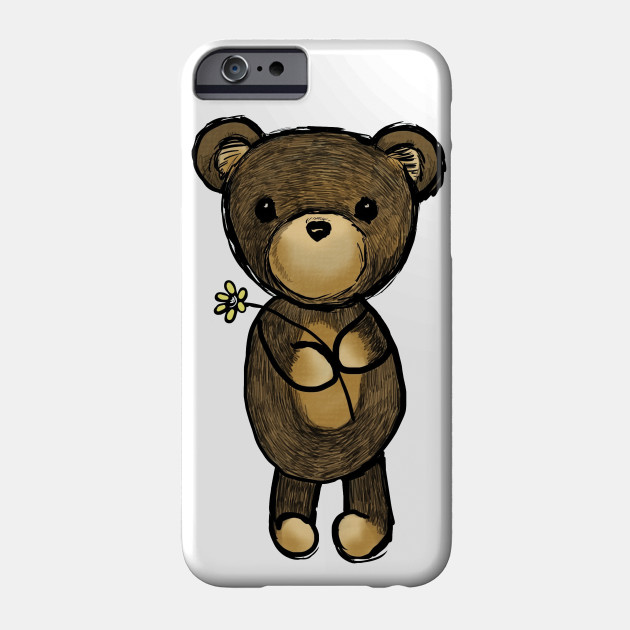 cheaper e11d2 f1585 Adorable Teddy Bear Drawing