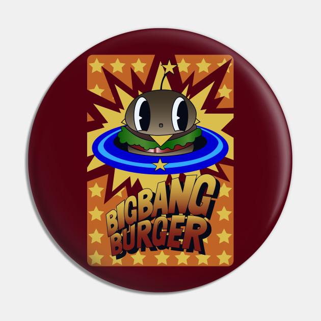 Persona 5 - Big Bang Burger