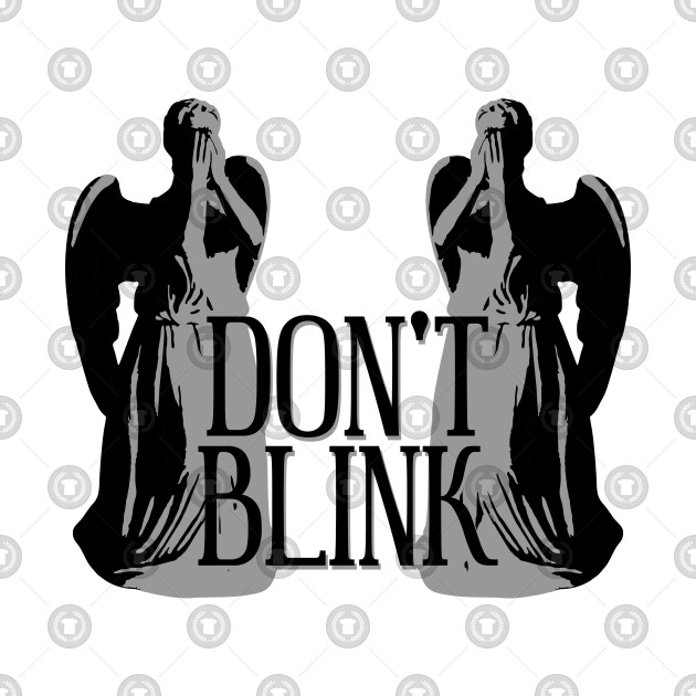 Alert - Weeping Angels - Dont Blink 1