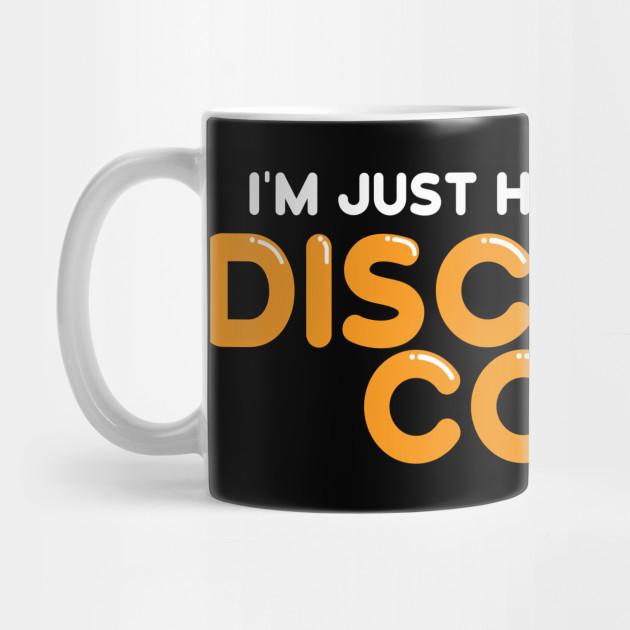 i m just here for the discount code amazon employee mug teepublic