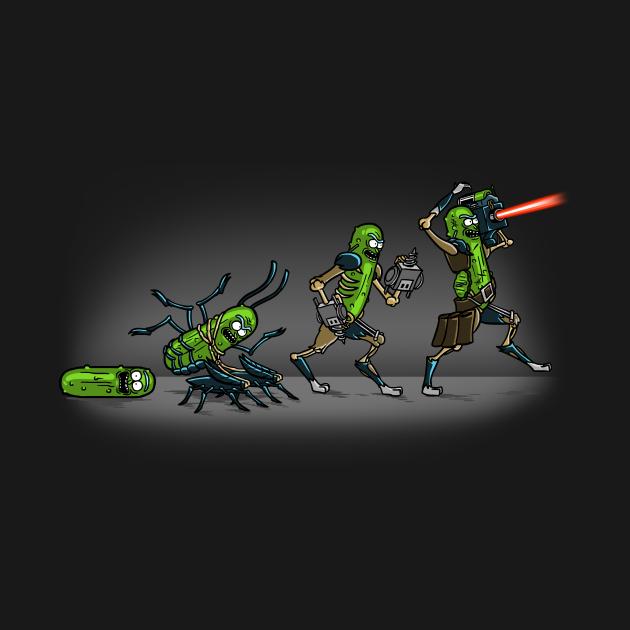 Pickle Evolution