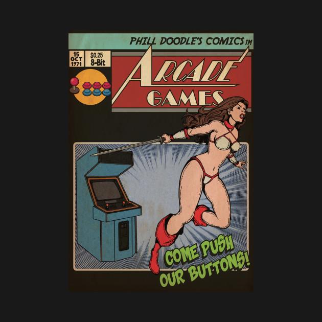 Retrorama Arcade