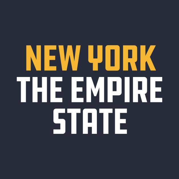 New York State: The Empire State