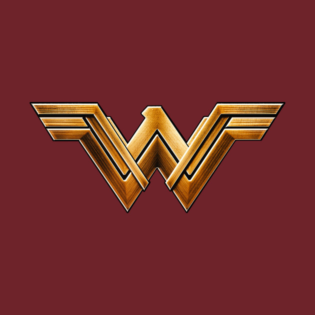 The wonder woman symbol-5909