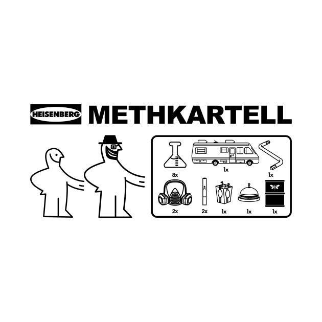 Heisenberg – Methkartell T-Shirt