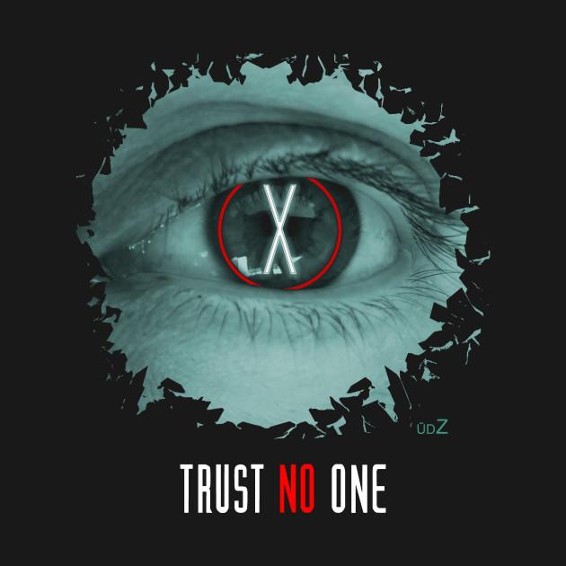 X-files eyes