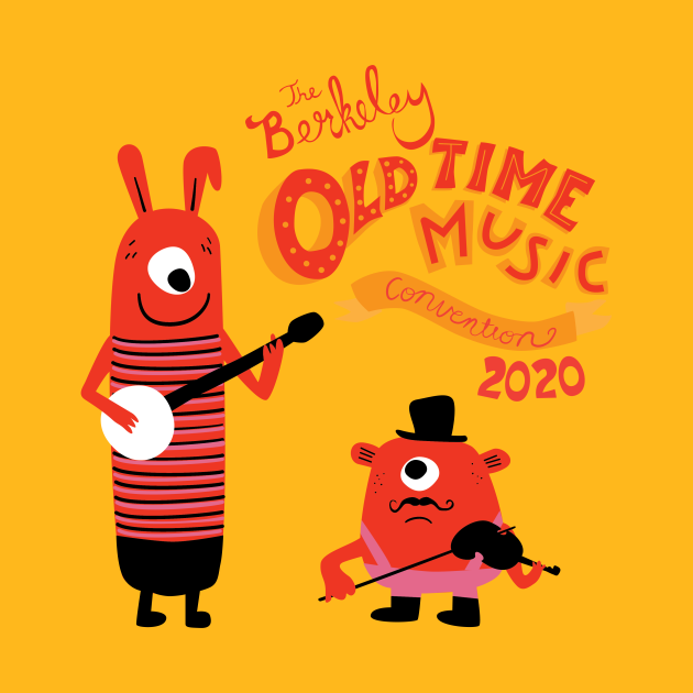 Berkeley Old Time Music Convention 2020