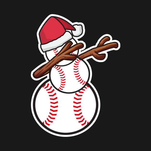 2154001 1 - Baseball Christmas