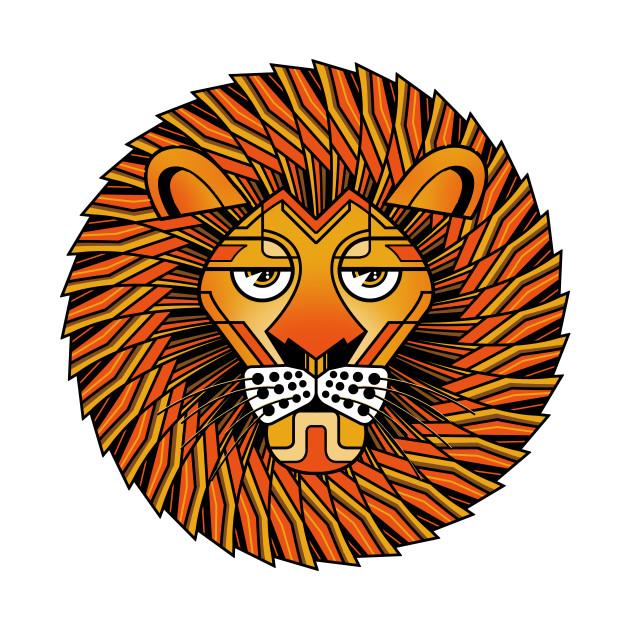 Deco Lion 2