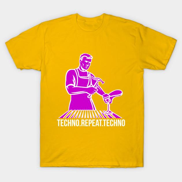 Techno  Repeat  Techno  Old School Rave
