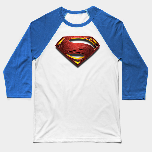 Superman - Man Of Steel T-Shirt
