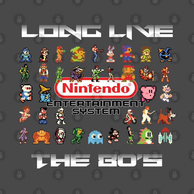 Long Live the 80's
