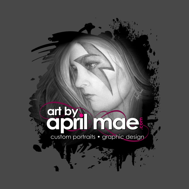 ArtByAprilMae.com Graphic Tee