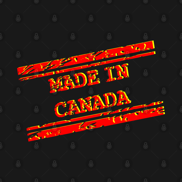 Made in Canada, patriot, style, america