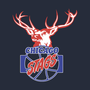 DEFUNCT - CHICAGO STAGS t-shirts