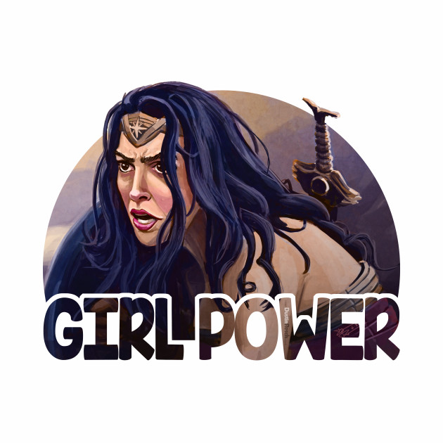 WW: Girl Power!