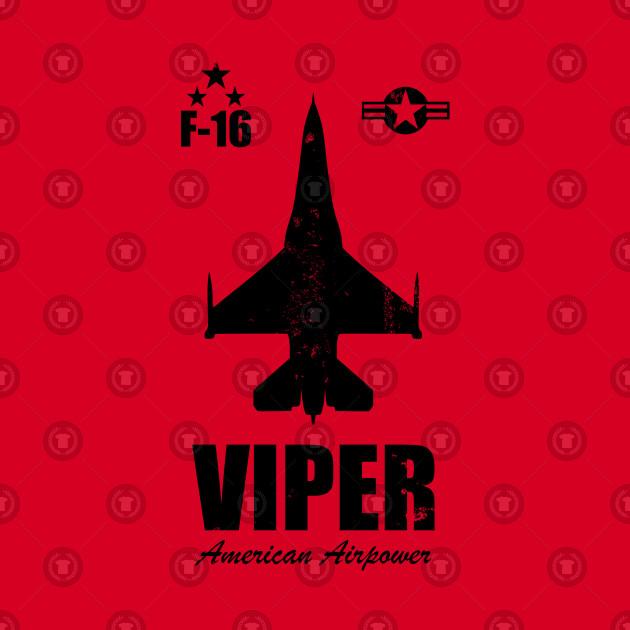 F-16 Viper (distressed)