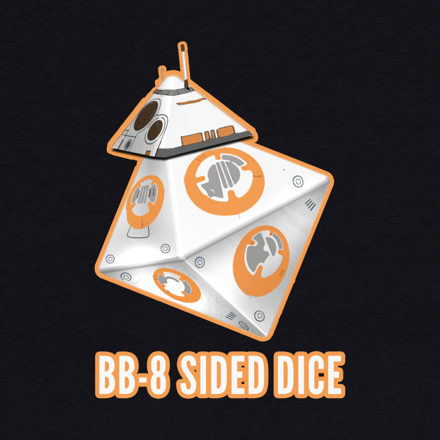 BB-8 Sided Dice