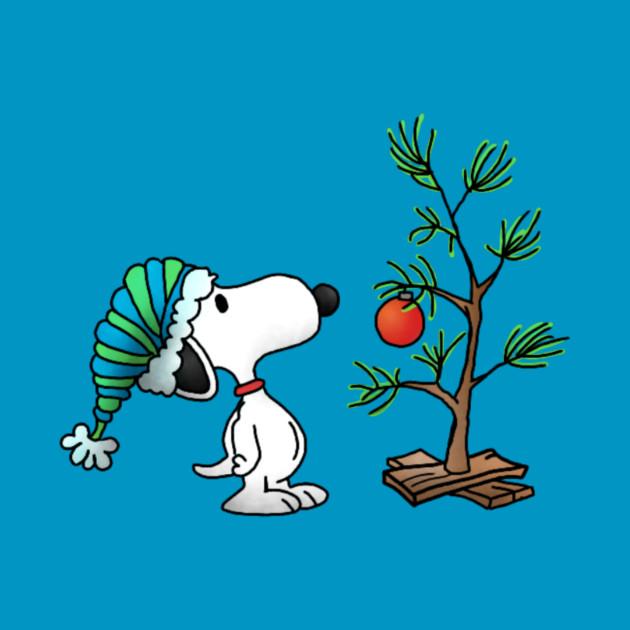 Christmas Snoopy